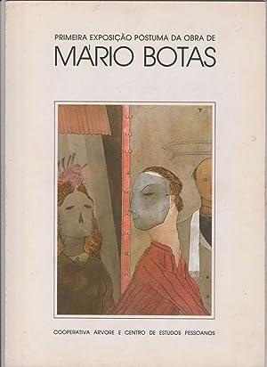 Primeira exposição póstuma de Mário Botas: Eugénio de Andrade;