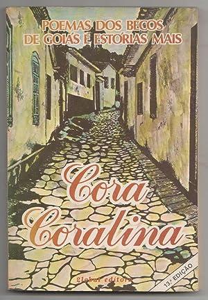 Poemas dos Becos de Goiás e estórias: Cora Coralina