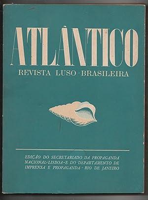 Atlântico - Revista Luso-Brasileira, número 2: Jorge de Lima;