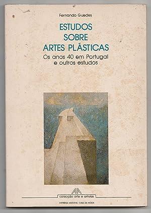 Estudos sobre Artes Plásticas - Os anos: Fernando Guedes