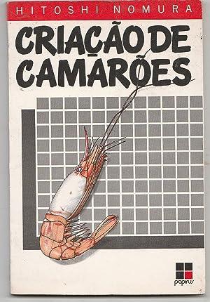 Criação de camarões: Hitoshi Nomura