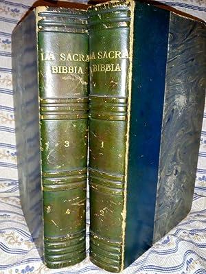 La Sacra Bibbia volgarizzata da Samuele Davide: Samuele Davide Luzzatto