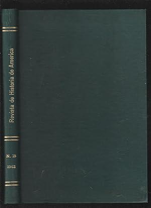 Revista de Historia de América número 15,: Armando Alvarez Pedroso;