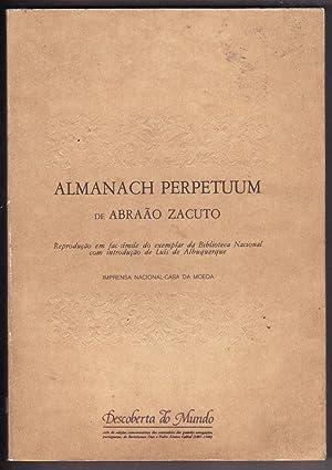 Almanach Perpetuum: Abraão Zacuto (Abraham