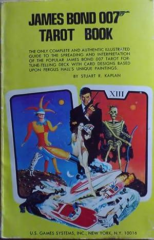 James Bond 007 Tarot Book: Stuart R. Kaplan
