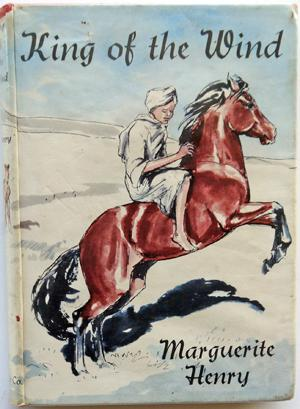 King of the Wind: Henry, Marguerite; illustrated