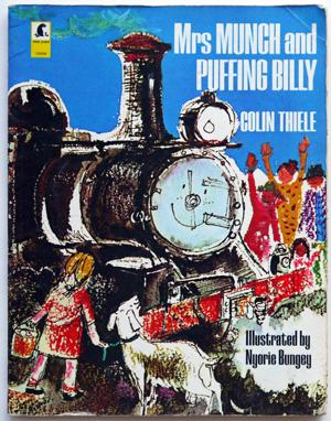 Mrs Munch and Puffing Billy