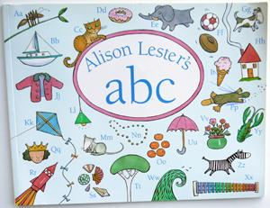 Alison Lester's ABC starring Alice and Aldo