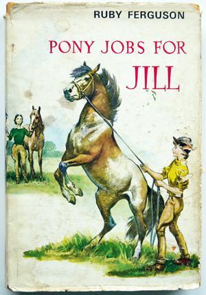 Pony Jobs for Jill #8 in the: Ferguson, Ruby; illustrated