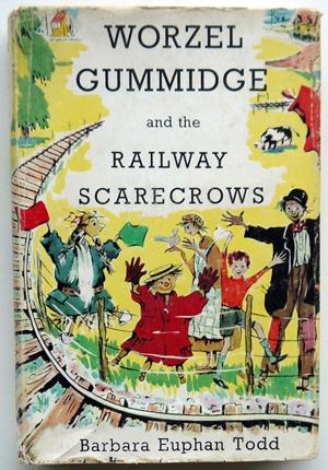 Worzel Gummidge and the Railway Scarecrows