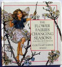 The Flower Fairies Changing Seasons, a Sliding Picture Book