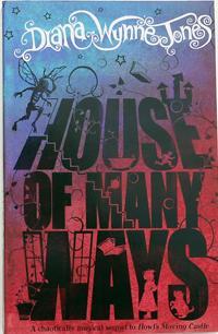 The House of Many Ways - sequel: Jones, Diana Wynne;