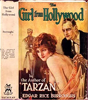 The Girl from Hollywood.: BURROUGHS, Edgar Rice