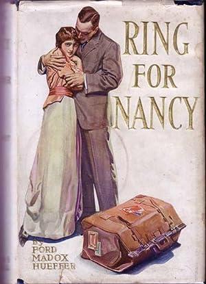 Ring For Nancy.: FORD] HUEFFER, Ford