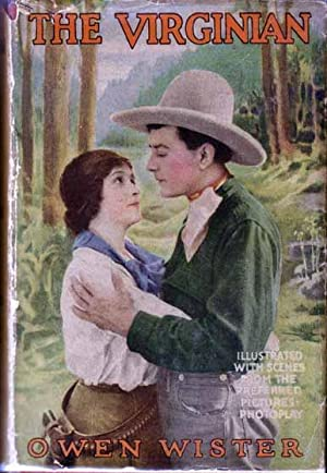 The Virginian.: WISTER, Owen