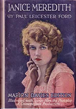 Janice Meredith.: FORD, Paul Leicester