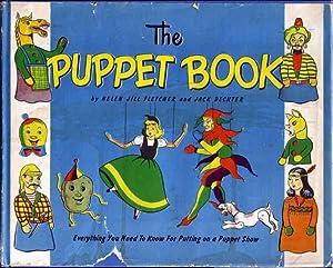 The Puppet Book.: FLETCHER, Helen Jill