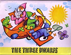 The Three Dwarfs.: POP-UP BOOK) KUBASTA,