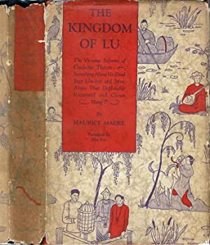 The Kingdom of Lu: The Virtuous reforms: MAGRE, Maurice
