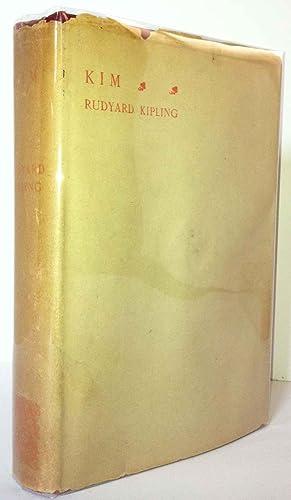 Kim (Michael Sadlier Copy in Dustjacket): KIPLING, Rudyard
