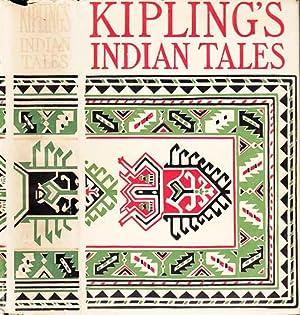 Kipling's Indian Tales [PUBLISHER'S JACKET AND BOX]: KIPLING, Rudyard