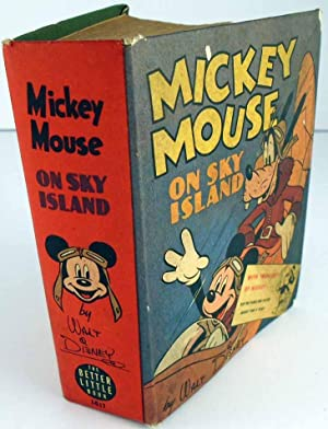 Mickey Mouse on Sky Island: DISNEY, Walt