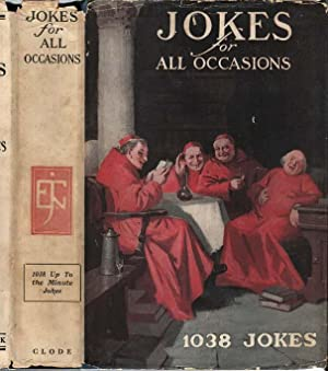 Jokes for All Occasions, selected and edited: CLODE, Edward J
