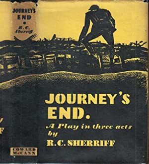 Journey's End, A Play in Three Acts: SHERRIFF, R. C
