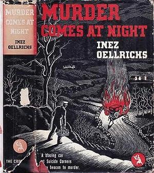 Murder Comes At Night, A Matt Winters: OELLRICHS, Inez