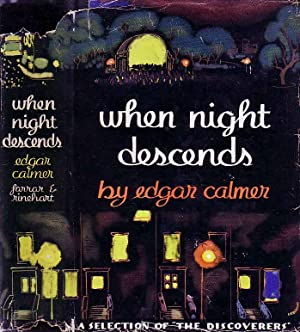 When Night Descends: CALMER, Edgar
