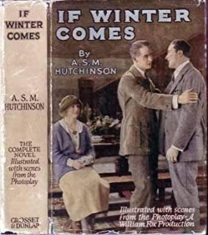 If Winter Comes.: HUTCHINSON, A S