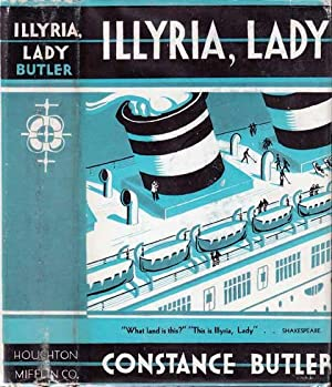 Illyria, Lady: BUTLER, Constance