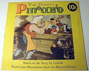 Walt Disney's Pinocchio.: DISNEY, Walt