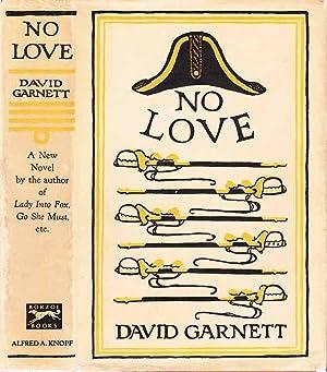 No Love: GARNETT, David