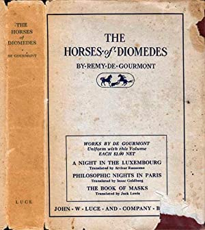 The Horses of Diomedes: GOURMONT, Remy De