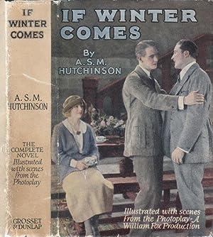 If Winter Comes: HUTCHINSON, A S