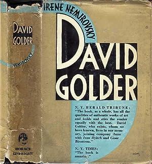 David Golder: NEMIROVSKY, Irene