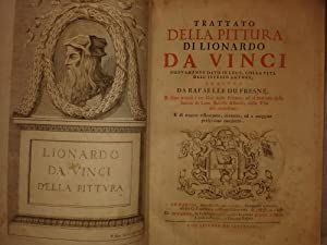 TRATTATO DELLA PITTURA nuovamente dato in luce,: Leonardo da Vinci