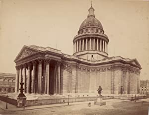 La Pantheon - Paris - Foto Nr.: Hautecoeur, Jules