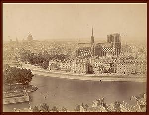 Paris - Panorama de la Rive Gauche: Hautecoeur, Jules