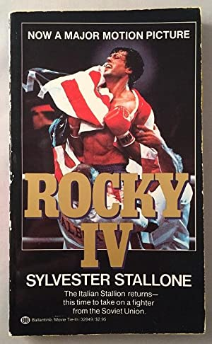 Rocky IV; The Italian Stallion returns - this time to take on a fighter from the Soviet Union