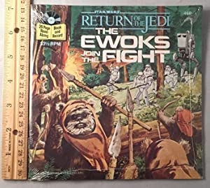 Star Wars: The Ewoks Join the Fight 24 Page Read-Along (SEALED IN ORIGINAL WRAP)