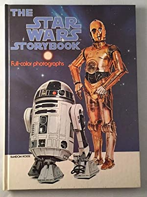The Star Wars Storybook (SIGNED & INSCRIBED BY DAVE PROWSE, THE ACTOR WHO PLAYED DARTH VADER)