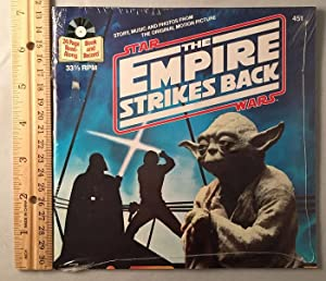Star Wars: The Empire Strikes Back 24 Page Read-Along (SEALED IN ORIGINAL WRAP)