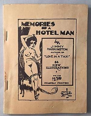 Memories of a Hotel Man (In the: Erotica) HARRINGTON, Jimmy