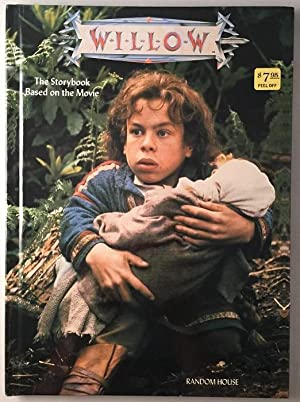 Willow: The Storybook Based on the Movie (SIGNED BY WARWICK DAVIS A.K.A.