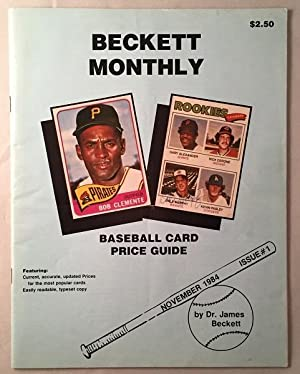 Beckett Monthly Issue #1 (November, 1984)