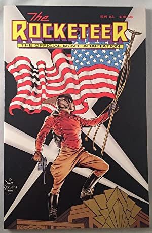 The Rocketeer - The Official Movie Adaptation (Graphic Novel)