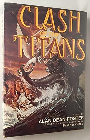 Clash of the Titans (SIGNED FIRST HARDCOVER APPEARANCE)