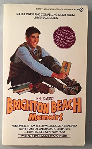Brighton Beach Memoirs (OFFICIAL MOVIE TIE-IN EDITION)